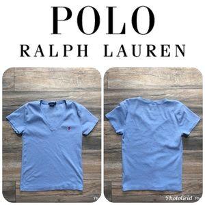 POLO RALPH LAUREN Top Size L Orig $89!